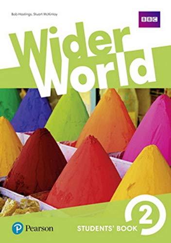 Wider world. Workbook. Per le Scuole superiori. Con e-book. Con 2 espansioni online: Wider World 2 WB w/ Online Homework Pack