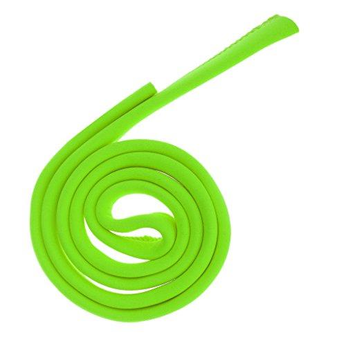 Sharplace Isolierter Neopren Trinkschlauch Abdeckung Cover Hülle - Grün