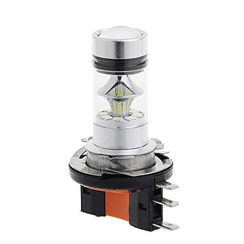 H15 100 W 2323 SMD LED Ampoule de feu de brouillard de voiture DRL feu stop