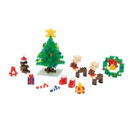 ナノブロック クリスマスセット2014 NBH_077