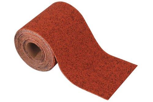 WOLFCRAFT 1774000 rollo papel abrasivo, grano 120 PACK 1