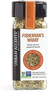 Urban Accents Ssnng Fishermans Wharf 3 oz, 4 Pack