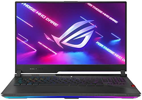 """ASUS ROG Strix Scar 17 (2021) Gaming Laptop, 17.3"""" 300Hz IPS FHD Display, NVIDIA GeForce RTX 3070,..."""