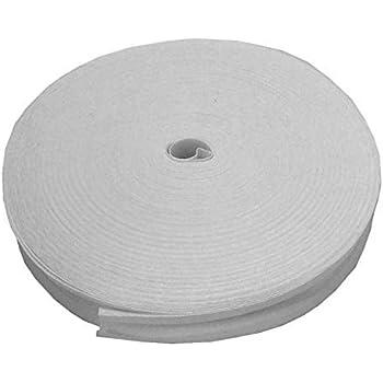 Cotton Bunting Tape White, Natural /& Black KRAFTZ® 3 X 20 mm OR 2cm X 50M Roll
