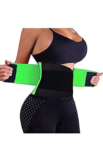 PowerLife® Taillen-Trainer-Corsage für Gewichtsverlust, latexfrei, für Fajas, Gym, Colombiana, Latex, Taillengürtel