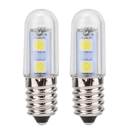 Lampen-Eenvoudig te installeren en te gebruiken ABS hoge Helderheid Energiebesparende Lampen Geschikt voor koelkasten, afzuigkappen, Naaimachines, enz 220V Wit licht