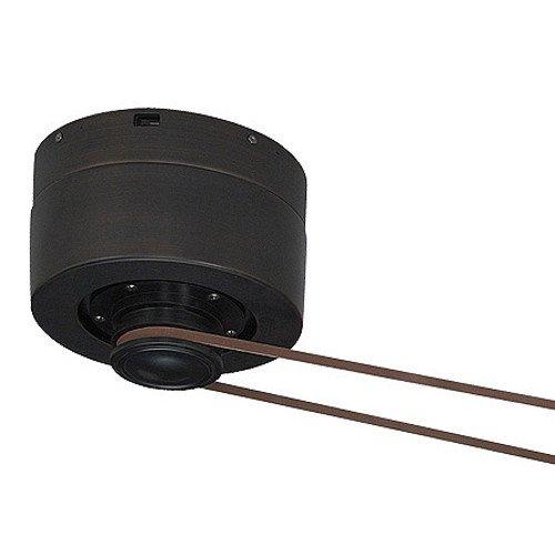 Fanimation Kellan Indoor Ceiling Fan Motor, Dark, Bronze