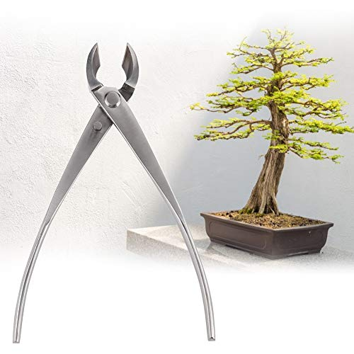 𝐍𝐞𝒘 𝐘𝐞𝐚𝐫'𝐬 𝐃𝐞𝐚𝐥 Bonsai Tool Branch Cutter, Professional Round Edge Cutter Stainless Steel Garden Branch Cutter Bonsai Tools Gardening Tool, New Year's Gift