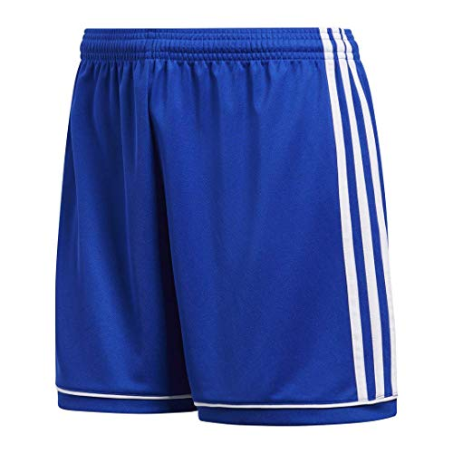 Adidas Women's Soccer Squadra 17 Shorts - X-Large - Bold Blue/White