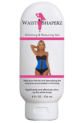 Slimming & Reducing Gel - Lose inches Off Your Waist - Reduce Cellulite White
