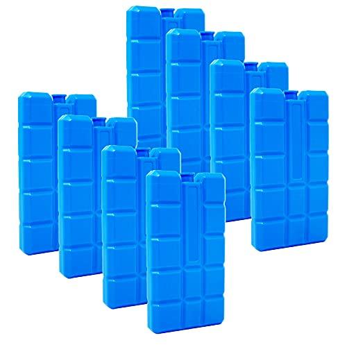 ToCi Kühlakkus mit je 200ml   2 Kühlelemente für die Kühltasche oder Kühlbox