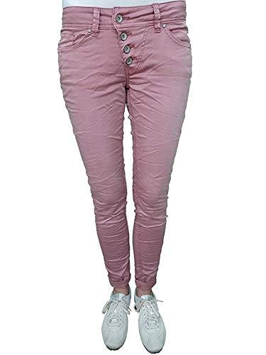 Buena Vista Hose Malibu Stretch Twill Jeans Hose (M, Rose)