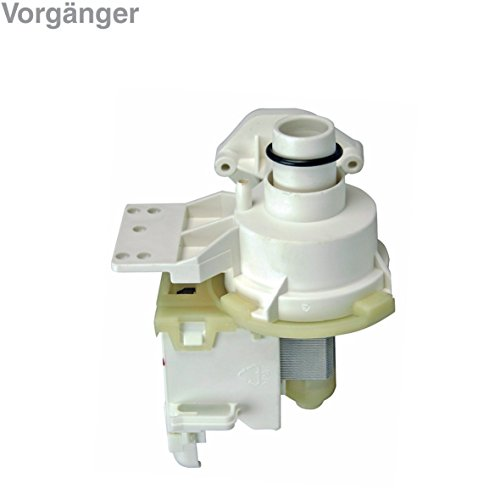 Afvoerpomp pomp voor vaatwasser zoals Bosch 00095684 Geschikt voor apparaten van Balay Constructa Siemens Neff vaatwasser accessoires