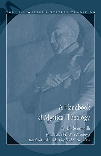 A Handbook Of Mystical Theology The Isbs Western Mystery Tradition