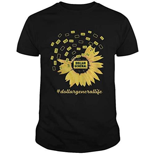 Dollar General Life Sunflower T Shirt, Hoodie, Sweatshirt for Men Women Unisex