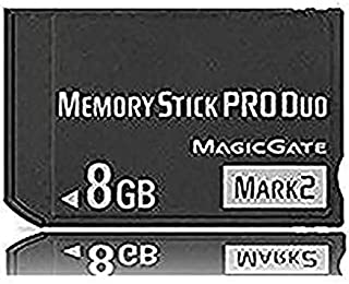 XinHaoXuan 8GB Memory Stick Pro Duo (Mark2) for Sony Camera/ PSP1000/2000/3000 Memory Card …