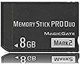 MS 8GB Memory Stick Pro Duo (Mark2) for Sony Camera/ PSP1000/2000/3000 Memory Card …