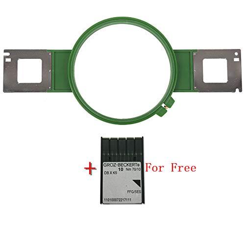 Fantastic Prices! ShineBear 12pcs Plastic Tajima Diameter 210mm Green Hoops Round Shape Total Length...