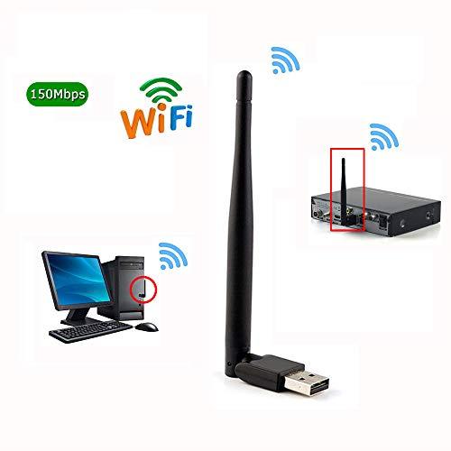 RONSHIN Necesidad Mini Adaptador WiFi inal¨¢mbrico