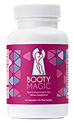 top 10 glute enhancement pills Booty Magic Ultra Buttock Enlarged Tablet – 2 Months Delivery