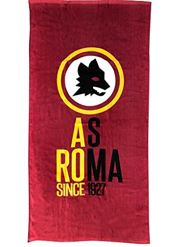 telo mare roma AS Roma | Telo Mare cm.70x140 | 100% Cotone | Prodotto Ufficiale