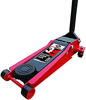 AFF 302T 3 Ton Professional Heavy Duty Floor Jack with 2 Piece Handle