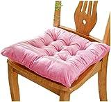 Andopa leicht waschbar büro Dick lumbalen rücken Couch-sitzstuhl-pad Einheitsgröße Rosa