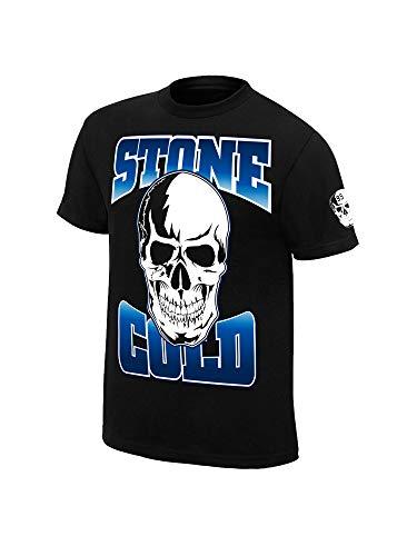 Stone Cold Steve Austin Stomping Mudholes Authentic T-Shirt (L)