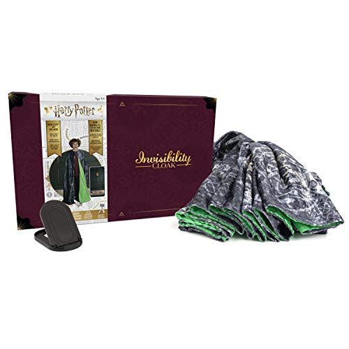 Wow! Stuff Collection WW-1086 Deluxe Harry Potter Invisibilidad Cloak, Multi