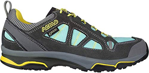 Asolo Megaton GV Hiking Shoe - Women's - 7.5 - Graphite/Poolside