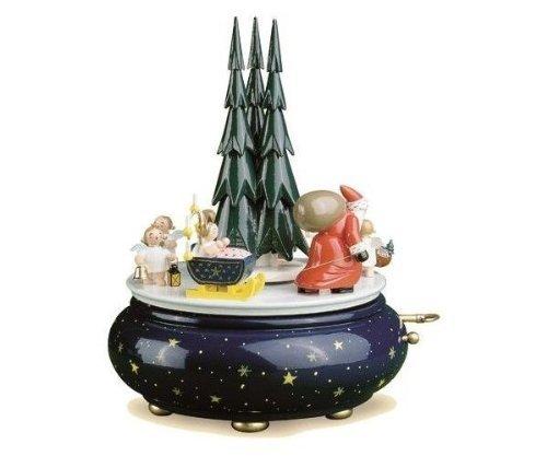 Wendt & Kühn 5336/35AA Spieldose/Spielorgel - Weihnachtszug Stille Nacht