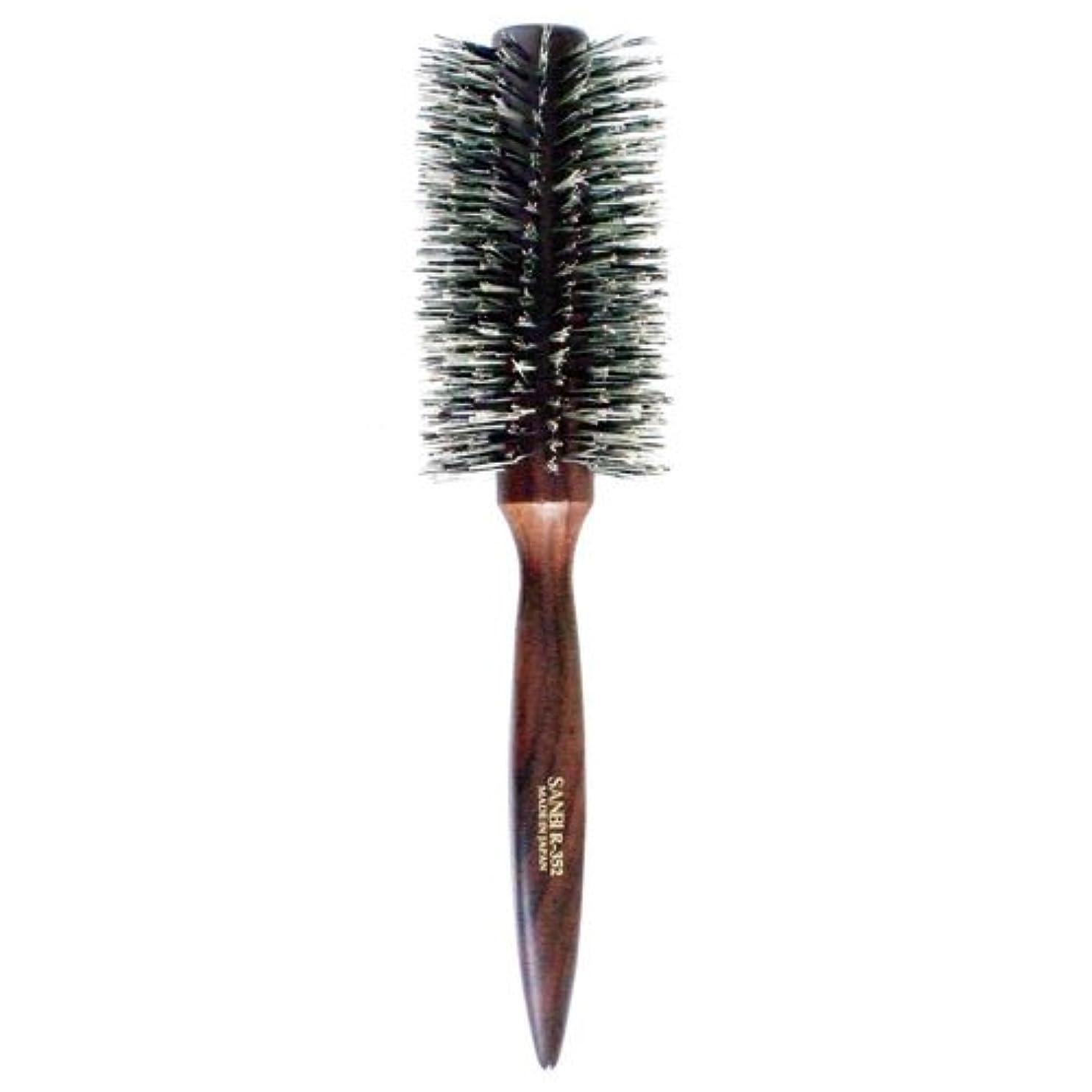 絶壁用量定期的なサンビー らせん植毛ロールブラシ R-352