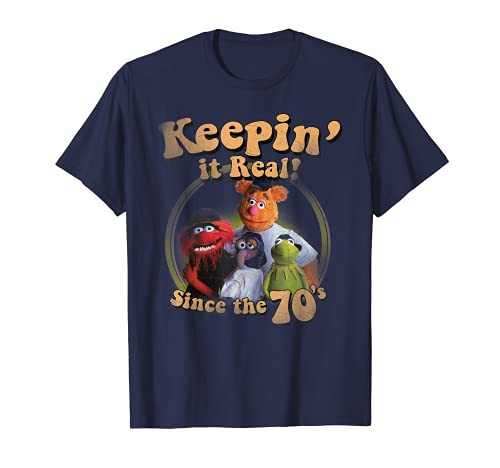 Muppets Keepin It Real Graphic T-Shirt