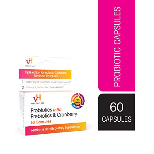 Probiotics with Prebiotics & Cranberry