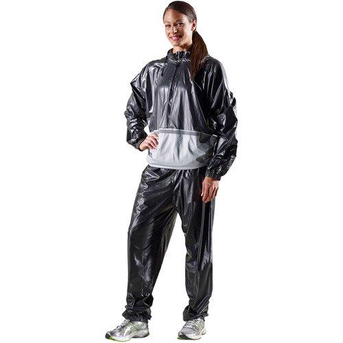 Gold's Gym 05-0413GG Performance Sauna Suit, L/XL
