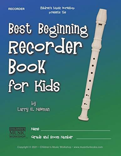 Best Beginning Recorder Book for Kids