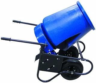Bon 12-238 3.5 CF Electric Wheelbarrow Mixer