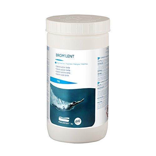 Gre 76025 - Slow Brom Tabletten 20gr - 1kg