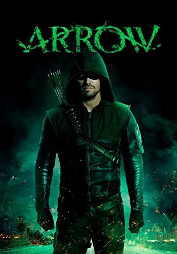 14inch x 20inch/35cm x 50cm Arrow Season 7 Silk Poster