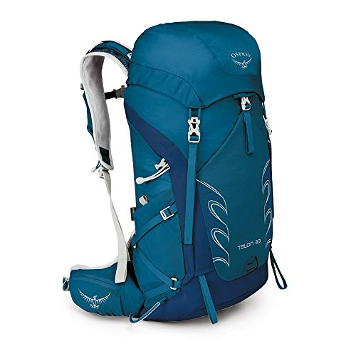 Osprey Talon 33, Hiking Pack Uomo, Ultramarine Blue, M/L