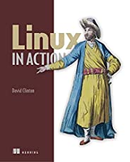 Image of Linux in Action by David. Brand catalog list of Manning Publications.