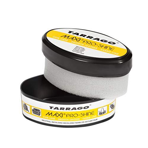 Tarrago Sac Maxi Pro-Shine éponge à Chaussures traitements et polit - Transparent - Transparent (Neutral), 30-40 cm