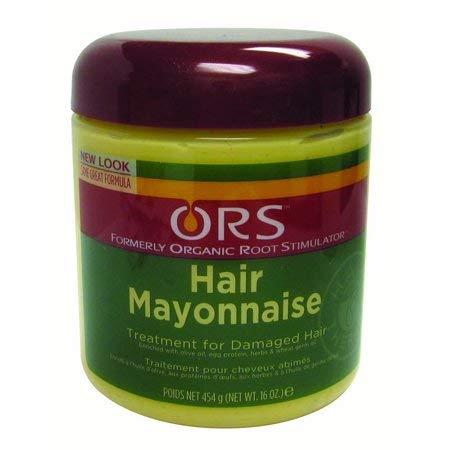 O.R.S. Hair Mayonnaise Treatment for Damaged Hair 16oz