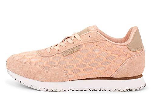Woden Sneakers Nora II Mesh 39, 606 Pink Sand