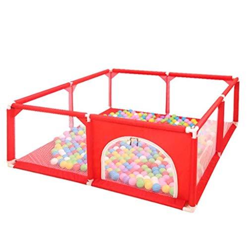 Clôture de Parc for Bébé for Les Jeux Extérieurs d'enfants Clôturant La Maison de Jouets de Ménage de Boules de Piscine
