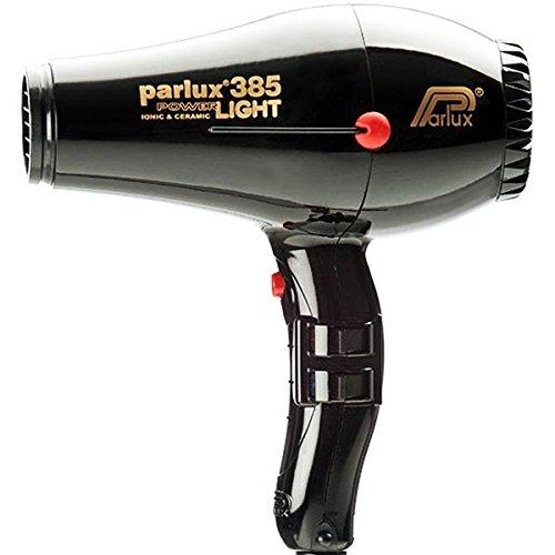 Parlux 385 Powerlight Ionic Negro