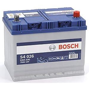 Bosch S4026 Batería de automóvil 70A/h-630A
