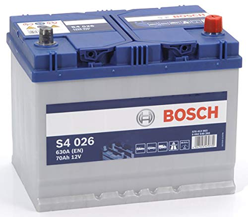 Bosch S4 Car Battery Type 068 With 4 Year Manufacturers...