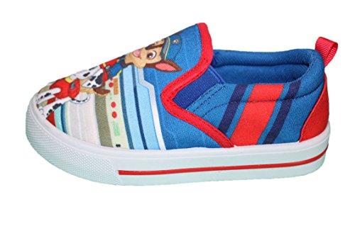Nickelodeon-Tennis Pat Patrouille-Bleu et Rouge-garçon (32)