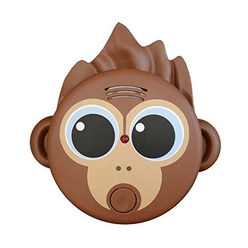 Rauchmelder Tiere Affe, Rauchmelder in Form eines Affen